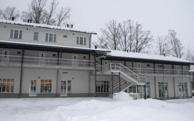 Отель Marina Village 6 E Финляндия, Лаппеэнранта - отзывы, цены и фото номеров - забронировать отель Marina Village 6 E онлайн вид на фасад