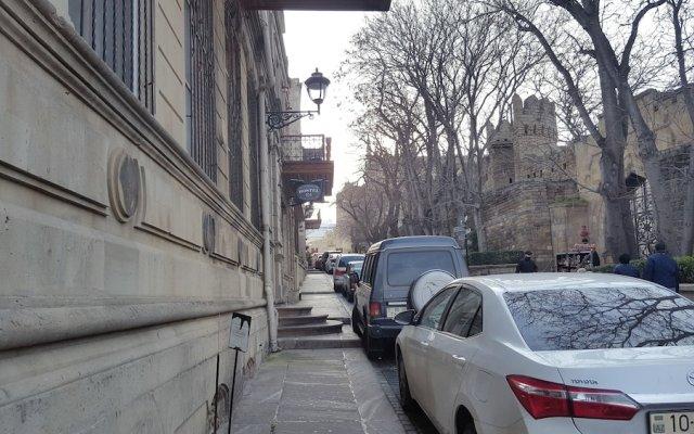Отель Hostel 124 Азербайджан, Баку - отзывы, цены и фото номеров - забронировать отель Hostel 124 онлайн вид на фасад