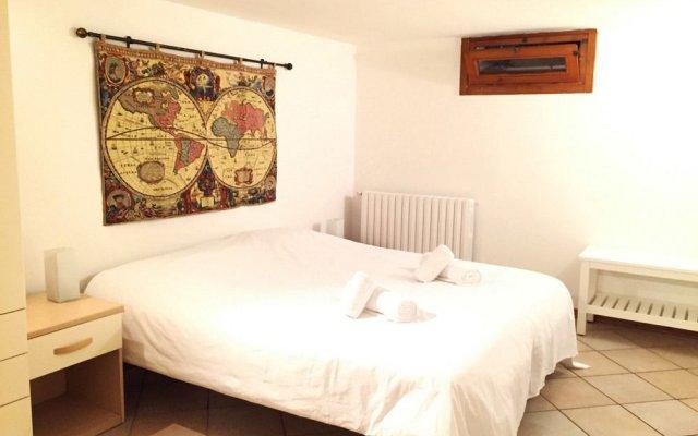 Отель Via Della Cernaia комната для гостей