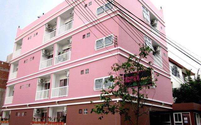 Отель The Best Таиланд, Бангкок - отзывы, цены и фото номеров - забронировать отель The Best онлайн вид на фасад