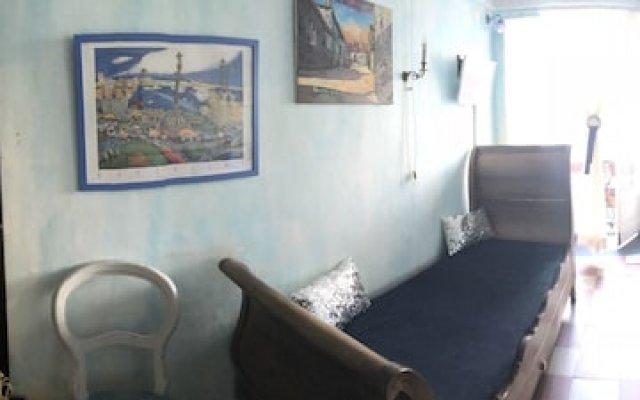 Отель Affittacamere La Citta Vecchia Генуя интерьер отеля