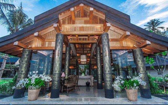 Отель Ani Villas Thailand Пхукет вид на фасад