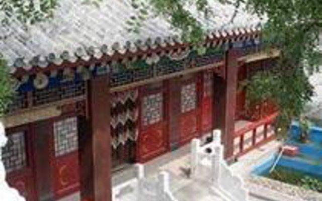 Отель Templeside Deluxe Hutong Hotel Beijing (ex. White Tower Yier Guesthouse) Китай, Пекин - отзывы, цены и фото номеров - забронировать отель Templeside Deluxe Hutong Hotel Beijing (ex. White Tower Yier Guesthouse) онлайн