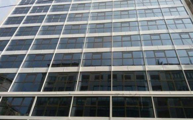 Отель Breeze Boutique Hotel Греция, Афины - 1 отзыв об отеле, цены и фото номеров - забронировать отель Breeze Boutique Hotel онлайн вид на фасад