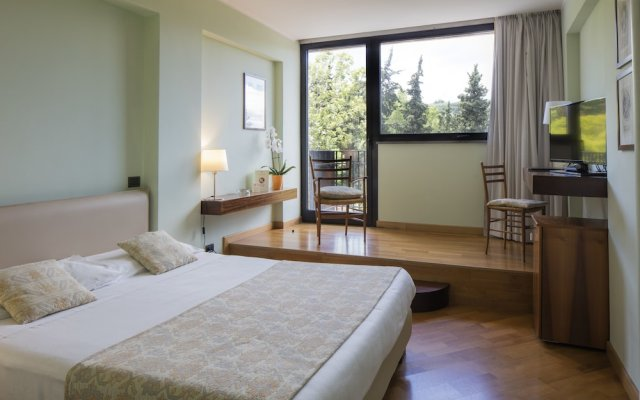 Hotel Dei Duchi Сполето комната для гостей
