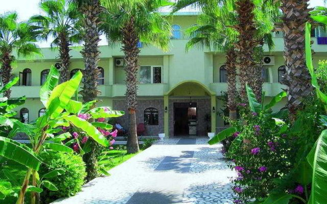 Tal Hotel - All Inclusive вид на фасад