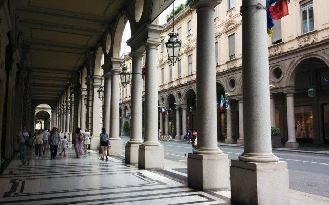 Отель Old Town Torino вид на фасад