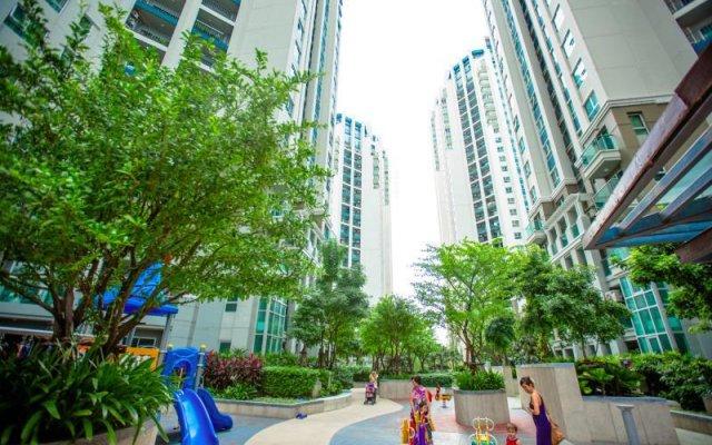 Отель Sunday @ Belle Grand Rama 9 Бангкок вид на фасад
