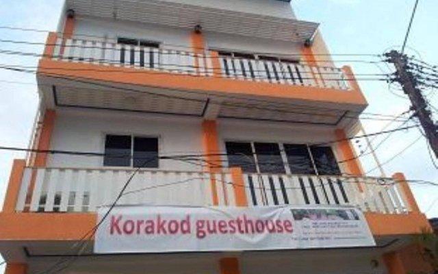 Отель Korakod Guest House Ланта вид на фасад