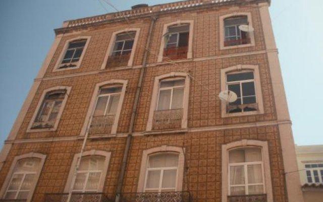 Отель Bela Flor Португалия, Лиссабон - отзывы, цены и фото номеров - забронировать отель Bela Flor онлайн вид на фасад