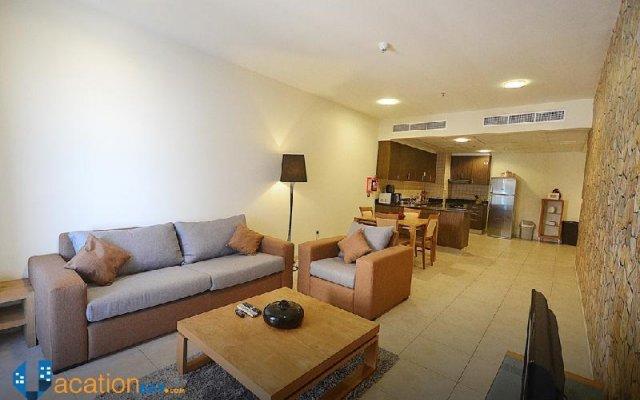 Отель Vacation Bay Dubai Marina Elite Residence комната для гостей