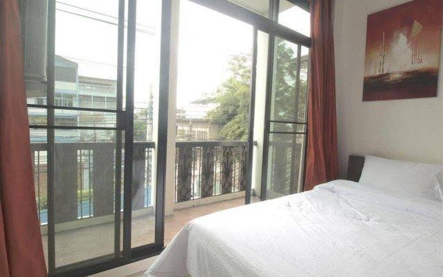 Отель House 1150 балкон