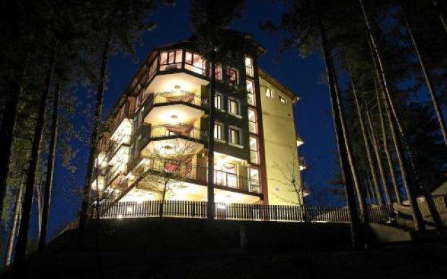 Hotel Asara Ардино вид на фасад