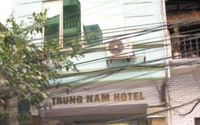Trung Nam Hotel - Nguyen Truong To Ханой вид на фасад