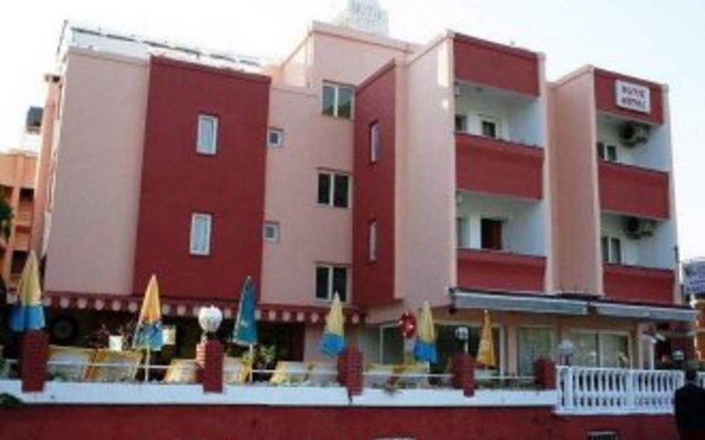 Kemalbutik Hotel вид на фасад