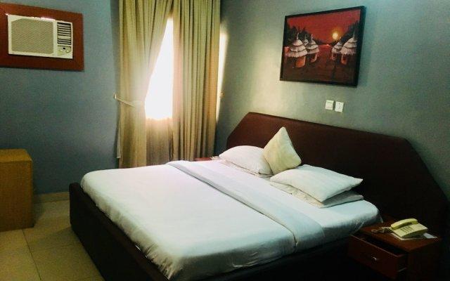 Duoban Hotel & Suite комната для гостей