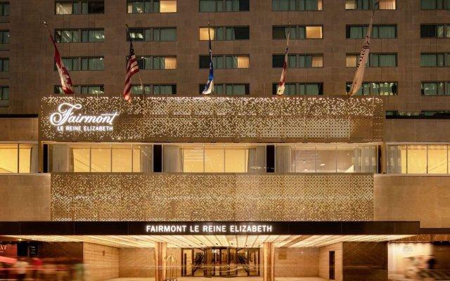 Fairmont The Queen Elizabeth Gold Experience