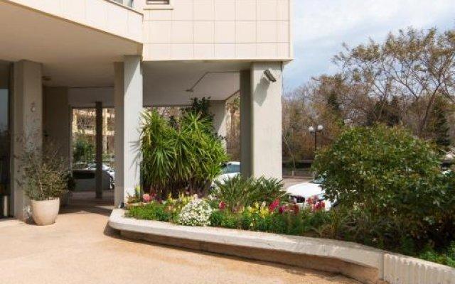 Апартаменты Ziv Apartments - Brasil 1 Тель-Авив вид на фасад