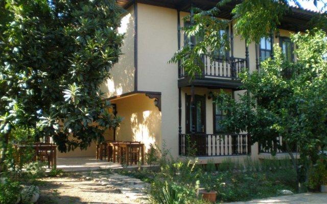Defne Hotel Турция, Камликой - отзывы, цены и фото номеров - забронировать отель Defne Hotel онлайн вид на фасад
