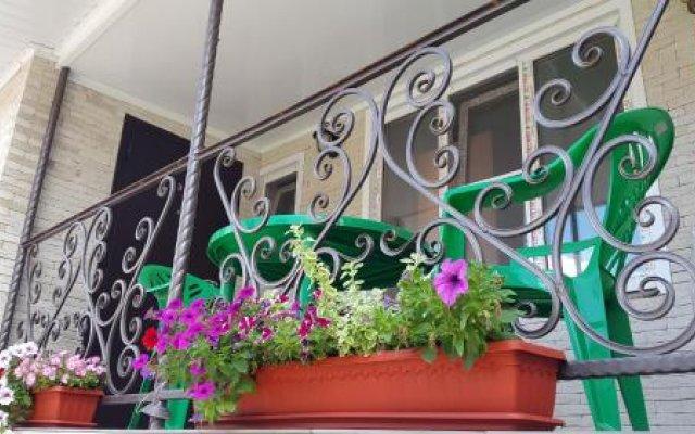 Отель Gostiniy Dvor Армавир вид на фасад