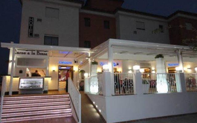 Hotel El Ancla вид на фасад