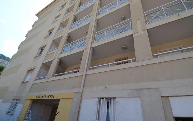 Отель MyNice Mont Boron Франция, Ницца - отзывы, цены и фото номеров - забронировать отель MyNice Mont Boron онлайн вид на фасад