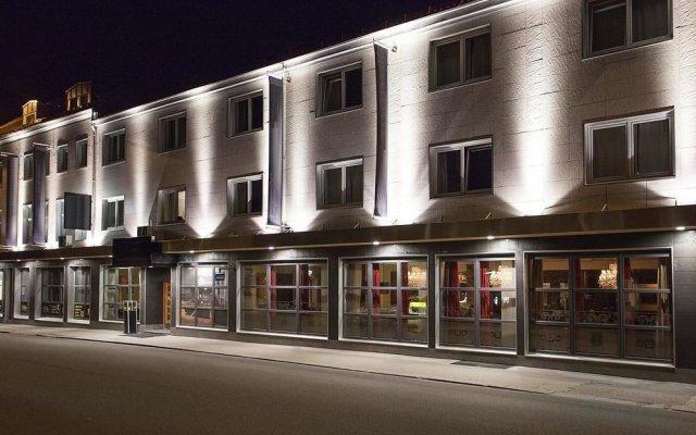 Отель Hotell Sorlandet вид на фасад