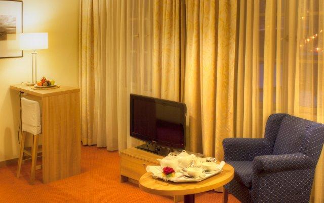 Апартаменты Hoffmeister Apartments Прага комната для гостей