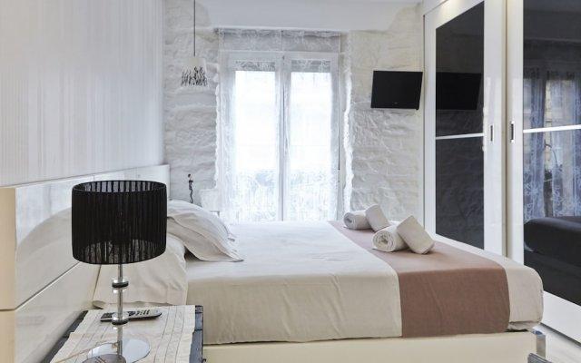 Отель Basque Homes - Buen Pastor Испания, Сан-Себастьян - отзывы, цены и фото номеров - забронировать отель Basque Homes - Buen Pastor онлайн комната для гостей