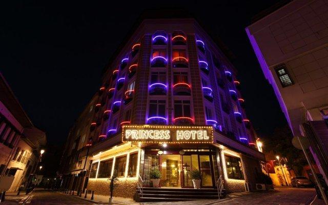 Princess Hotel Gaziantep Турция, Газиантеп - отзывы, цены и фото номеров - забронировать отель Princess Hotel Gaziantep онлайн вид на фасад