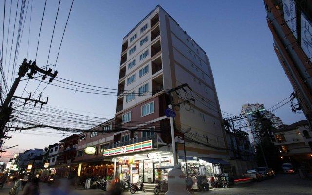 Отель Orchid Resortel вид на фасад