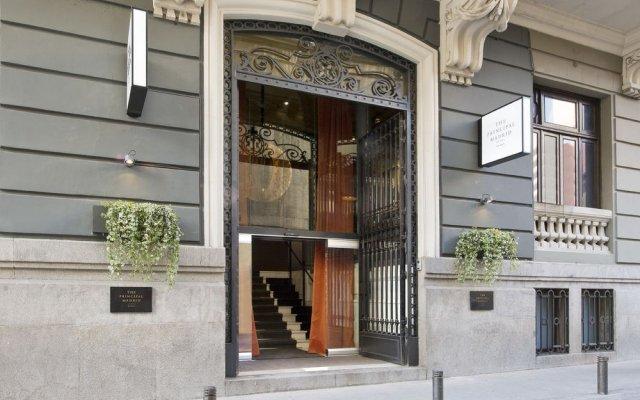 Отель The Principal Madrid - Small Luxury Hotels of The World вид на фасад