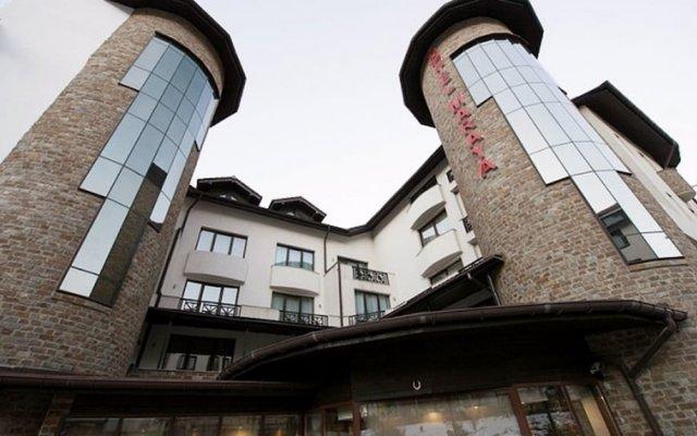 Maraya Hotel вид на фасад
