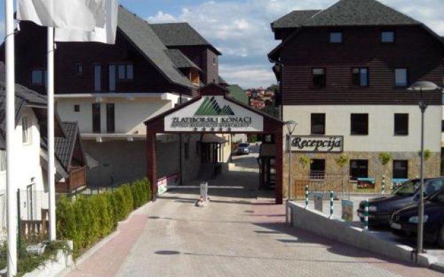 Resort Zlatiborski Konaci In Zlatibor Serbia From 63