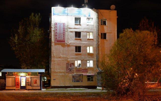 Гостиница Economy Zhyger Hotel at Aimanova Казахстан, Нур-Султан - отзывы, цены и фото номеров - забронировать гостиницу Economy Zhyger Hotel at Aimanova онлайн вид на фасад