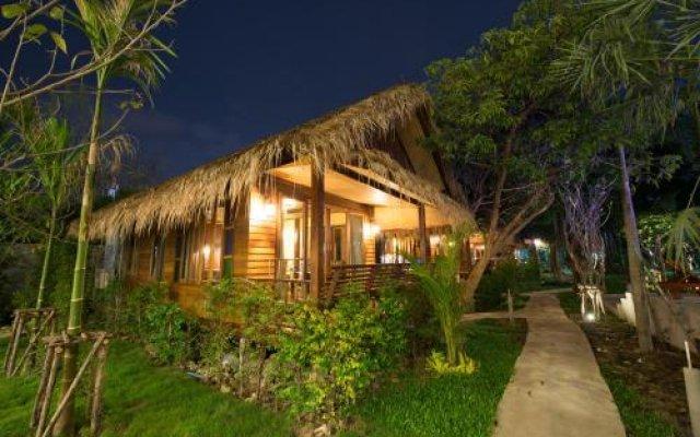 Отель Bora Bora Villa Phuket вид на фасад