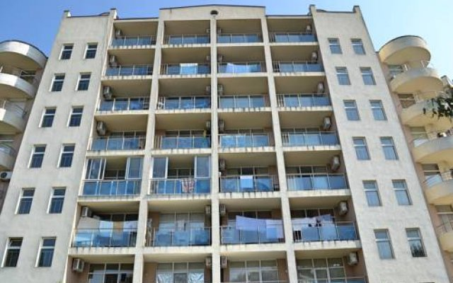 Апартаменты Semiramida Garden Apartment Солнечный берег вид на фасад