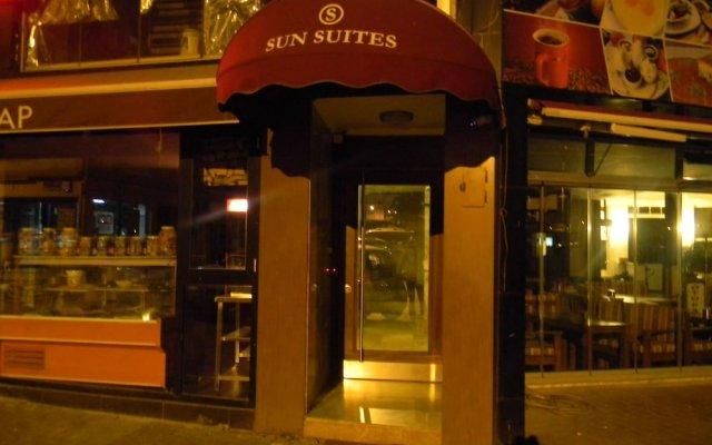 Sun Suites Турция, Стамбул - отзывы, цены и фото номеров - забронировать отель Sun Suites онлайн вид на фасад