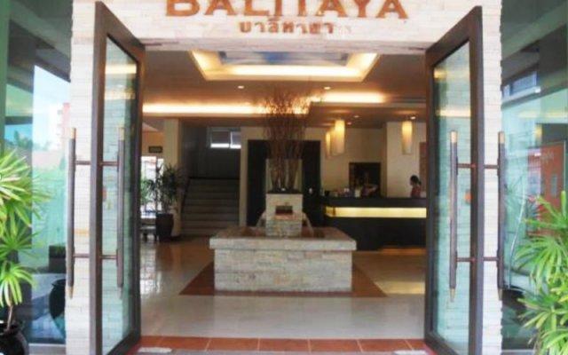 Отель Balitaya Resort Pattaya вид на фасад