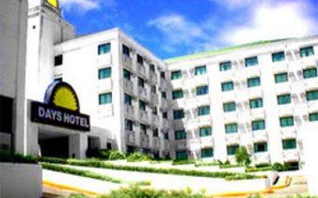 Отель Days Hotel Mactan Cebu Филиппины, Лапу-Лапу - отзывы, цены и фото номеров - забронировать отель Days Hotel Mactan Cebu онлайн вид на фасад
