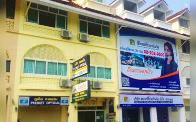 Отель Befine Guesthouse вид на фасад