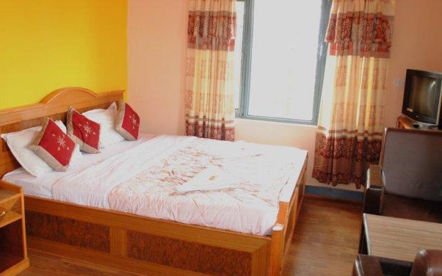 Отель Yokohama Непал, Покхара - отзывы, цены и фото номеров - забронировать отель Yokohama онлайн комната для гостей