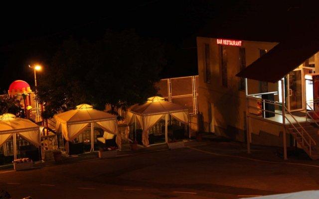 Гостиница Алва вид на фасад
