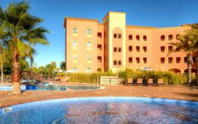 Отель Anantara Vilamoura Algarve Resort & The Residences at Victoria by Anantara Пешао вид на фасад