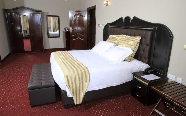 New Agena Hotel комната для гостей