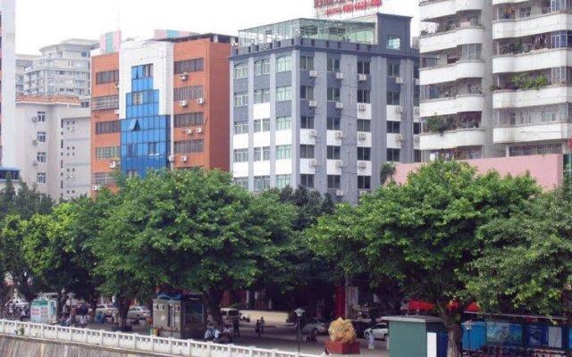 Отель Loft Inn Xihe Passenger Transportation Center вид на фасад
