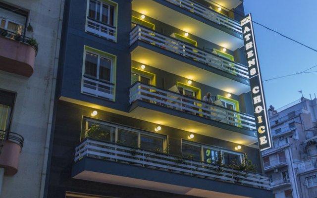 Отель Amaryllis Греция, Афины - отзывы, цены и фото номеров - забронировать отель Amaryllis онлайн вид на фасад