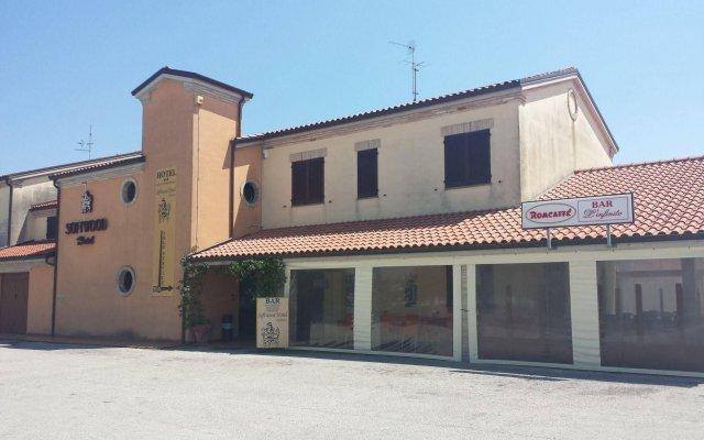 Отель Softwood Италия, Реканати - отзывы, цены и фото номеров - забронировать отель Softwood онлайн вид на фасад