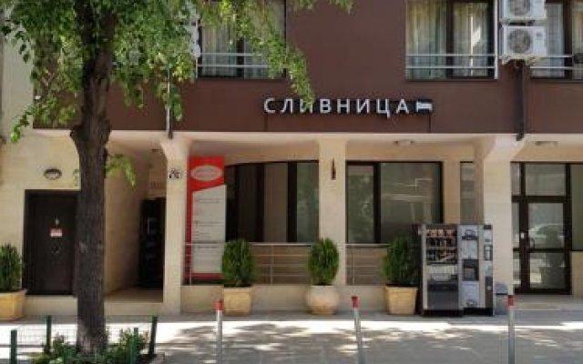 Отель Slivnitsa Болгария, Бургас - отзывы, цены и фото номеров - забронировать отель Slivnitsa онлайн вид на фасад