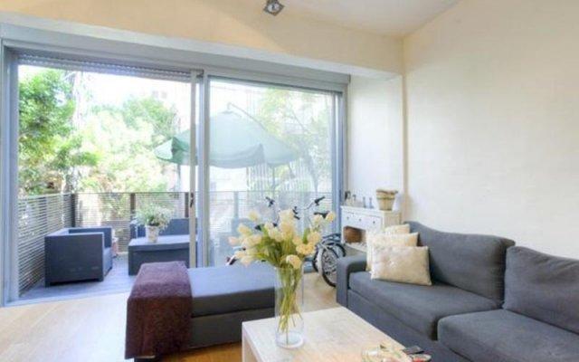 Апартаменты Tlv Premium Apartments - Zeharia Street Тель-Авив комната для гостей